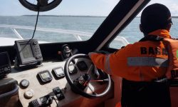 Dua Nelayan Penajam Hilang di Muara Telake Selamat