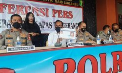 TIM DVI Identifikasi Satu Korban Kebakaran Lapas Tangerang