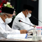 Di Bandung, Wapres Bahas Kemiskinan Ekstrem di Jawa Barat