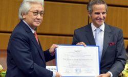 Indonesia Peroleh Penghargaan dari Badan Pangan dan Badan Atom Dunia