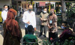 Ke Jawa Tengah, Presiden Tinjau Vaksinasi hingga Hadiri Pertemuan Majelis Rektor