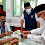 Wapres Tinjau Pelaksanaan Pembelajaran Tatap Muka di Pondok Pesantren