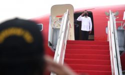 Presiden Akan Tinjau Vaksinasi Hingga Resmikan Bendungan di Lampung