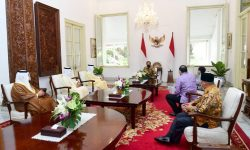 Presiden Joko Widodo Sambut Baik Peluncuran Perundingan IUAE-CEPA