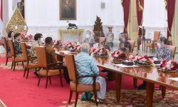 Presiden Joko Widodo Terima Komite Festival Film Indonesia