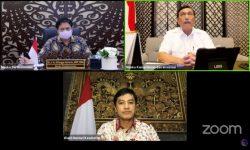 Penanganan COVID-19 Membaik, Pemerintah Kembali Lakukan Penyesuaian PPKM Jawa-Bali