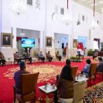 Presiden Jokowi Ajak Perbankan dan Pelaku Usaha Bangkitkan Ekonomi Indonesia