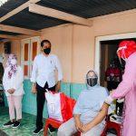 Presiden Ingin Pastikan Vaksinasi COVID-19 Massal Berjalan di Tanah Air