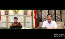 Presiden Jokowi Minta Agar Momentum Penurunan Kasus COVID-19 Terus Dijaga