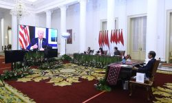 MEF 2021, Presiden Sampaikan Kontribusi Indonesia Hadapi Situasi Darurat Sektor Energi dan Iklim