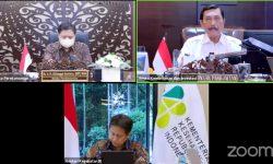 Luhut: PPKM Jawa-Bali Diberlakukan Dua Minggu, Evaluasi Setiap Minggu