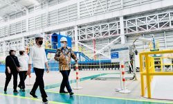 Presiden: BUMN Harus Terus Bertransformasi Meski di Tengah Pandemi