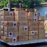 Jelang Penyelenggaraan PON XX, BNPB Kirimkan Tiga Juta Masker ke Papua