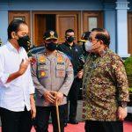 Kunjungan ke Cilacap, Presiden Akan Tanam Mangrove, Tinjau Vaksinasi, hingga Lepas Tukik