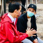 Presiden Dukung Pegiat Mangrove Kembangkan Potensi Ekspor Bengkalis