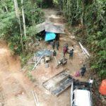 Bareskrim Polri & KLHK Sidak Penambangan Emas Tanpa Izin di Bolmong Sulut