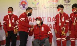 Kemenpora Dorong NPC Indonesia Optimalkan Cari Bibit Atlet di Daerah