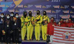 PON XX Papua : Kempo Sumbang 2 Emas, Atlet Kaltim Masih Bertanding di 14 Cabang Olahraga