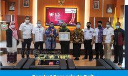 DP2PA Kota Samarinda Raih APE Kategori Pratama dari Kementerian PPPA