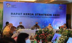 OJK Siapkan Delapan Arah Kebijakan Strategis Tahun 2022