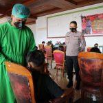 Presiden Minta Percepatan Vaksinasi COVID-19 di Daerah dengan Capaian Rendah