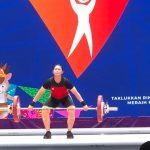 Lifter Nelly Tambah Satu Emas, Kaltim Naik ke Urutan Delapan