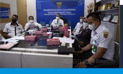 Samarinda Tuan Rumah Rapat Kerja APEKSI Regional Kalimantan 2021