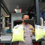 Pemusnahan Narkoba di Samarinda, Hancur Diblender & Dibakar Dalam Incinerator