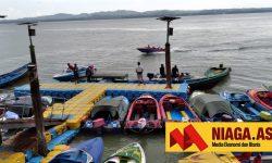 Ratusan Transportasi Angkutan Sungai dan Danau di Nunukan Berlayar Tanpa Izin