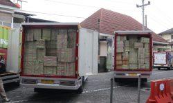 Bareskrim Musnahkan Bahan Baku Obat Ilegal yang Diungkap di DIY