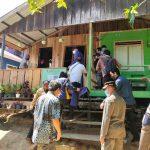 Isran Serahkan Rumah Layak Huni Bagi Warga Miskin Balikpapan Timur