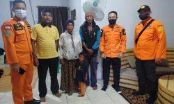 Dua Hari Tersesat di Perairan, Nelayan Tarakan Ditemukan Selamat