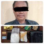 Beli Sabu 1,5 Kilogram di Malaysia, Warga Malinau Tertangkap di Pulau Sebatik
