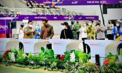 Presiden Jokowi Resmikan Tujuh Arena PON XX Papua