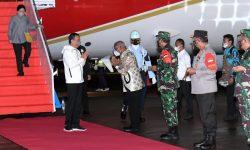 Dari Merauke, Presiden Menuju Sorong
