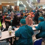 Cerita Warga Samarinda Kesulitan Dapat Vaksin Dosis Kedua