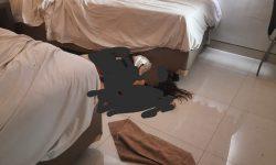 Wanita Muda Tewas Bersimbah Darah di Kamar Hotel MJ Samarinda