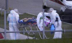 Pertama Kali, Kematian COVID-19 di Rusia Tembus 1.00 Kasus