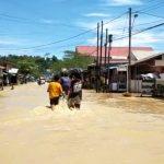Curah Hujan di Samarinda Tertinggi 214,5 mm, Waspadai Luapan SKM!