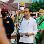 Presiden Joko Widodo Targetkan 70 Persen Penduduk Tervaksinasi di Akhir Tahun