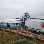 Pesawat Rusia yang Membawa Penerjun Payung Jatuh, 16 Tewas