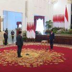 Presiden Saksikan Pengucapan Sumpah Jabatan Kepala PPATK