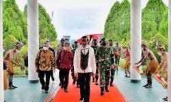 Presiden Akan Tinjau Sejumlah Arena hingga Buka PON XX Papua