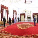 Presiden Jokowi Terima Surat Kepercayaan Sembilan Dubes Negara Sahabat