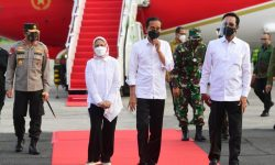 Akhiri Kunjungan Kerja di Bali, Presiden Bertolak ke Yogyakarta