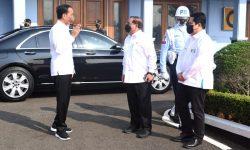 Kunker ke Jatim, Presiden Akan Groundbreaking Pabrik Smelter